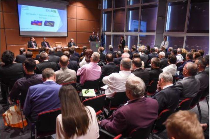 Project presentation on II. Slovenia – Kosovo Business Conference, 7th June 2016