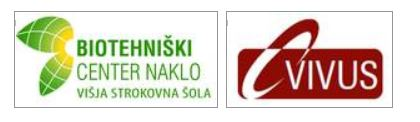 Visit us on the conference VIVUS Naklo, Slovenia in April 2016